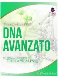 DNA Avanzato manuale