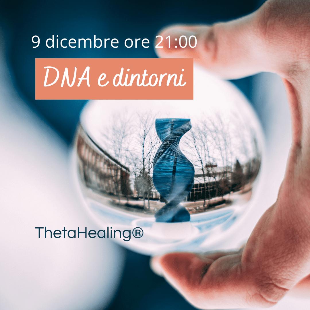 Incontri dell'Anima: DNA e dintorni
