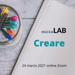 microLAB | Creare