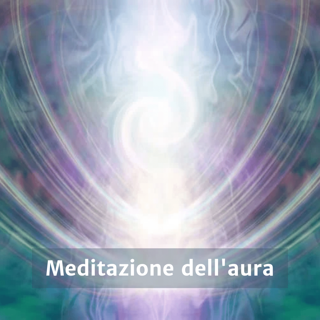 Meditazione dell'aura | Meditazioni in pigiama