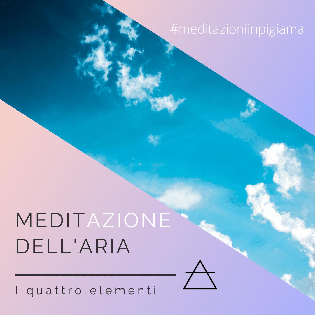 Meditazione dell'Aria