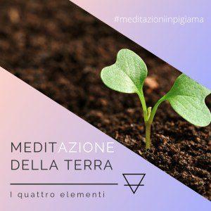 Meditazione della Terra