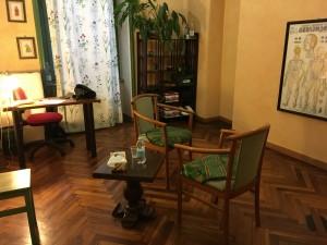 La sede di Torino